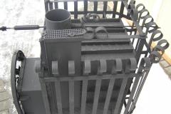 Sauna stove No.10