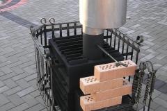 Sauna stove No.8
