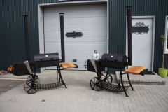 """GAM-2 Barbecue """"ECO"""" with a firebox"""
