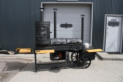 GAM-3 Forged barbecue a fisherman's dream