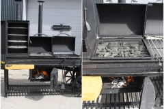 GAM-4 Forged barbecue a fisherman's dream