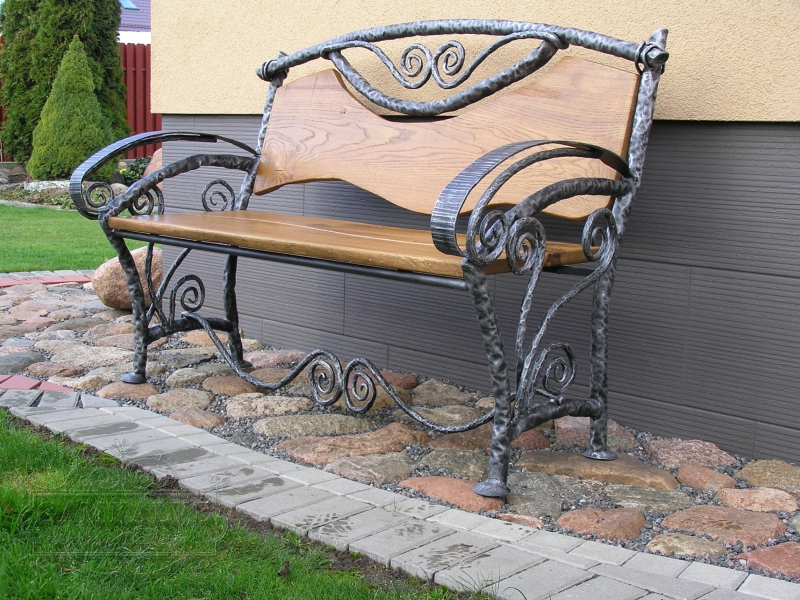 Blacksmith Outdoor And Indoor Furniture Swings Benches