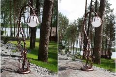 GAM-1 Lamp FLOWER