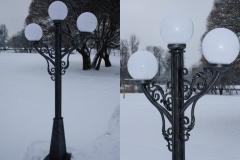 GAM-3 Park lamp CLASSIC