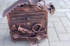 Blacksmith postbox CLASSIC