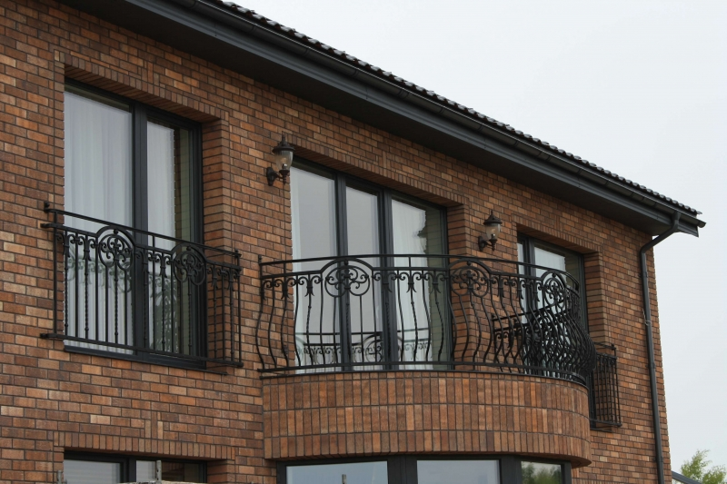 GAM-1 Balcony railings DVARAS