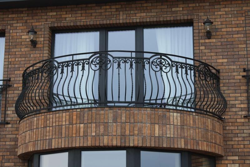 GAM-3 Balcony railings DVARAS