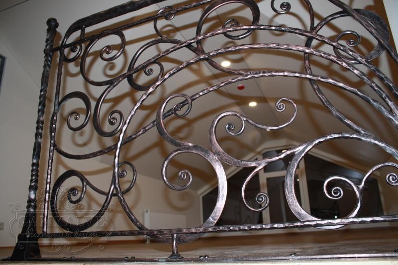 Balcony rail WAVE