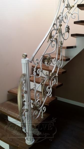 Stair rail LUXURY
