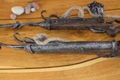 Kalta šautene piekarināma pie sienas MAKAROVAS nr. 12