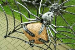 Zirneklis tīklā nr. 2