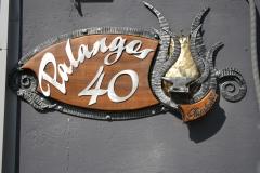Название улицы Palangos 40