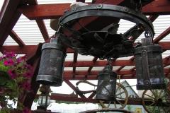 Griestu lampa metāla RITENIS nr. 33