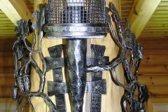 Sienas lampa LĀPA OZOLS nr. 40