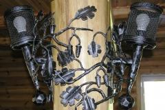 Sienas lampa LĀPA OZOLS nr. 41