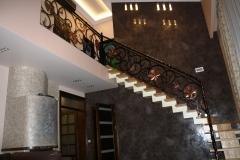 Перила лестницы КАШТАН