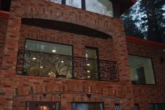 Balkono turėklas BANGA