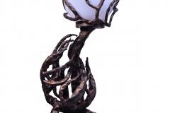 Kalviškas šviestuvas MEDIS su vieta vazonui