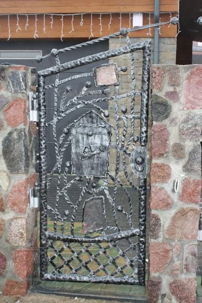 Ворота и калитка ПРИРОДА
