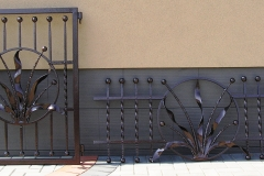 Ворота и калитка ВЕСНА