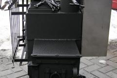 Кованая печь для бани Nr.9