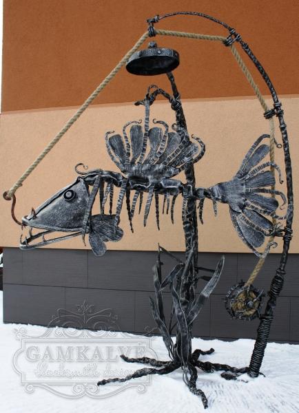 Žuvis SPININGAS