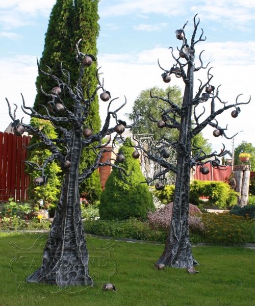 Medžiai DERLIUS