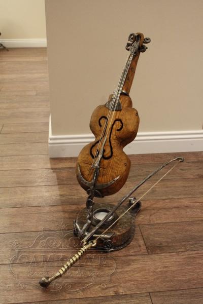 Skulptūra muzikai SMUIKAS