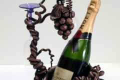 Holder for champagne LUXURY