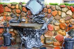 Outdoor wash basin MAXI