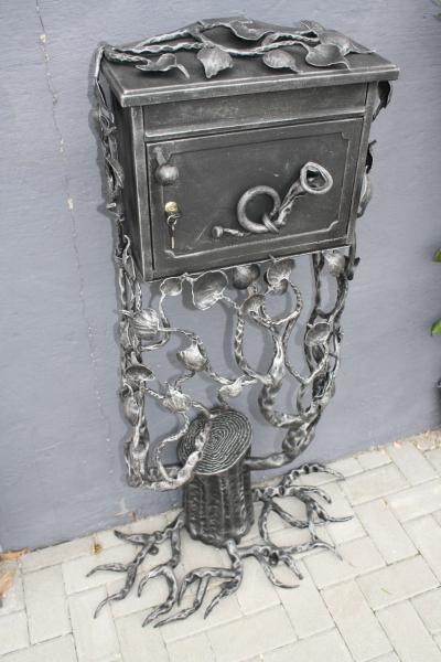 GAM-1 Pastatoma pašto dėžutė MEDIS