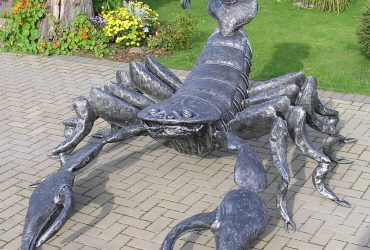 Blacksmith sculptures